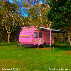Coloured Clocks – Raspberry Caravan (2018) Mp3