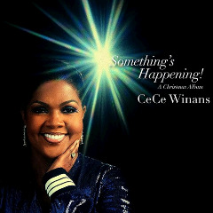Cece Winans – Something's Happening! (a Christmas Album) (2018) Mp3
