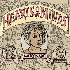 Dr Harp's Medicine Band – Hearts & Minds (2019) Mp3
