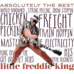 Little Freddie King – Absolutely The Best (2019) Mp3