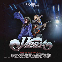 Heart – Live In Atlantic City (2019) Mp3