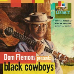 Dom Flemons – Black Cowboys (2018) Mp3
