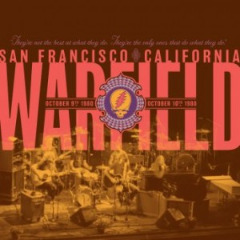 Grateful Dead – The Warfield, San Francisco, Ca 10980 & 101080 (2019) Mp3