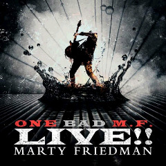 Marty Friedman – One Bad M.f. Live!! (2018) Mp3
