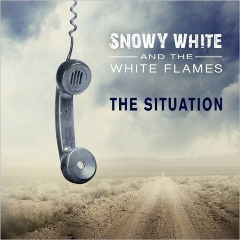 Snowy White & The White Flames – The Situation (2019) Mp3