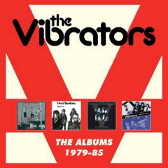 Vibrators – The Albums 1979-85 (2018) Mp3
