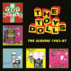 Toy Dolls – The Albums 1983-87 (2018) Mp3