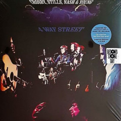 Crosby, Stills, Nash & Young – 4 Way Street (2019) Mp3