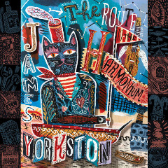James Yorkston – The Route To The Harmonium (2019) Mp3