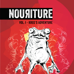 Nouriture – Kreg's Adventure (2020) Mp3