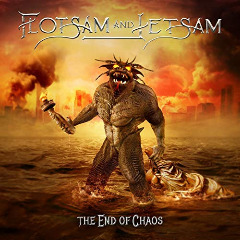 Flotsam & Jetsam – The End Of Chaos (2019) Mp3