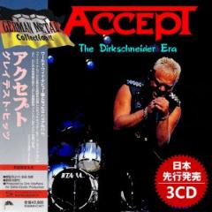 Accept – The Dirkschneider Era [japanese Edition] (2019) Mp3