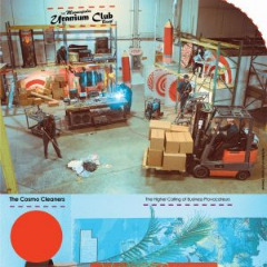Uranium Club – The Cosmo Cleaners (2019) Mp3
