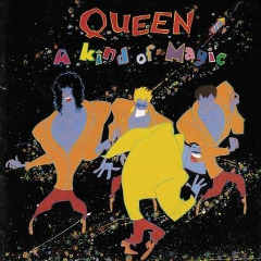 Queen – A Kind Of Magic Remastered (2019) Mp3