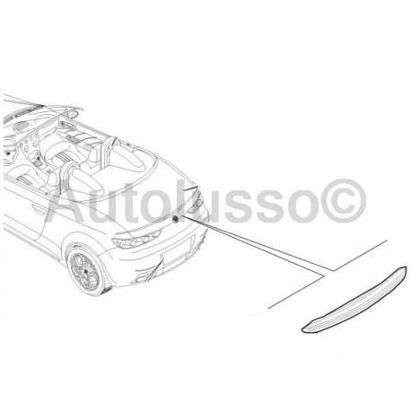 High level brake light for Alfa Romeo 839 Spider and 4C