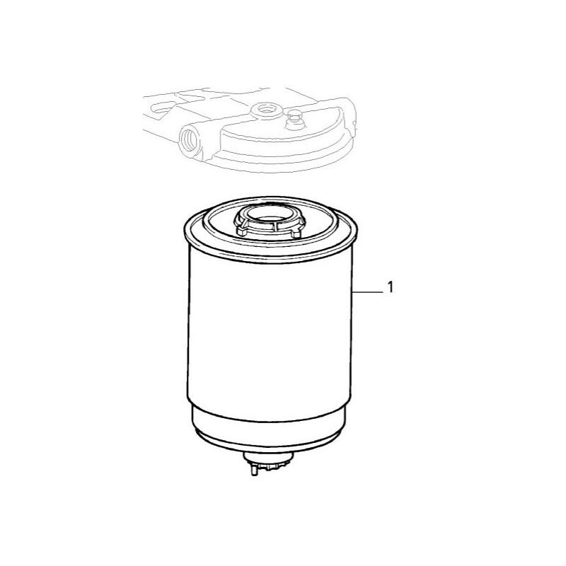 flex fuel filter