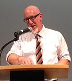 Author Christopher Cokinos