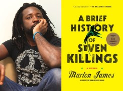 A Brief History of Seven Killings, read February