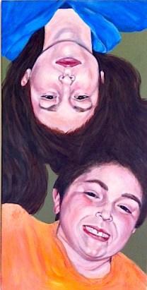 Kiddies/acrylic