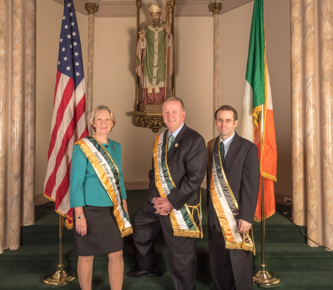 2019 Deputy Grand Marshal, Grand Marshal, and General Chairman