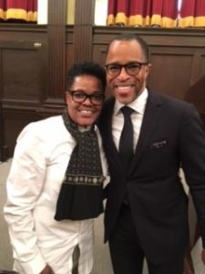 Love and Jonathan Capehart