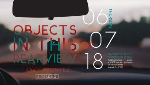 Objects in the Rear View event