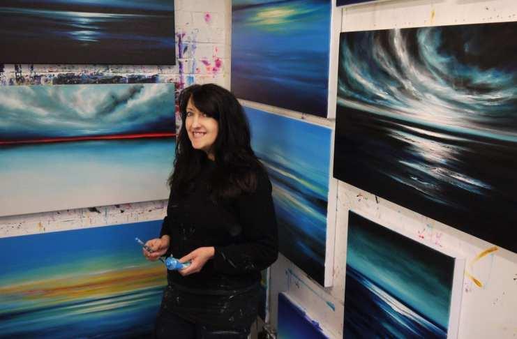 Julia Everett Art