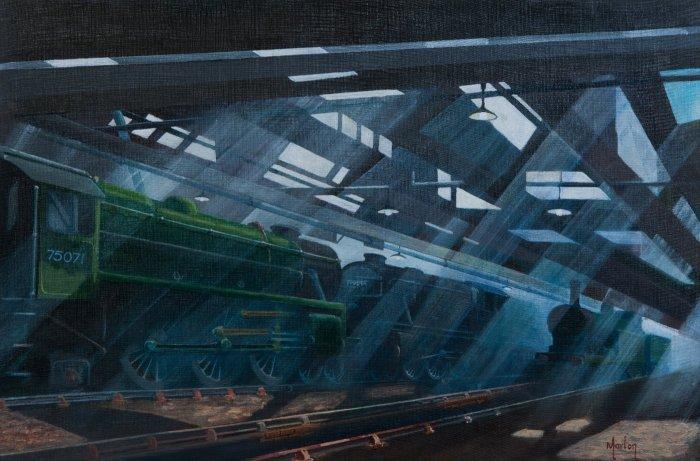 'Biding Time' by Morton Murray