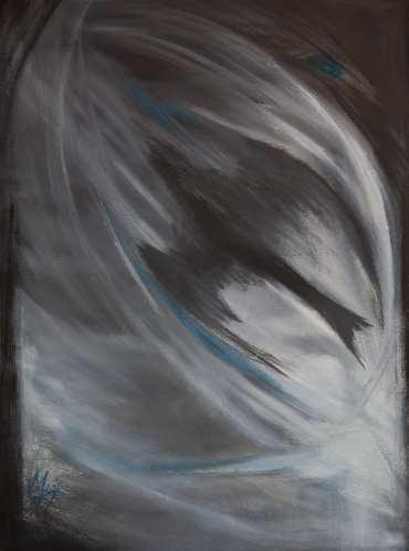 'Rise of Huginn' by Melloney Lenk