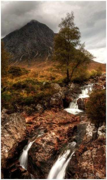 'Highland Path' by Des Barr