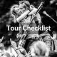 tour checklist