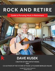 retired musician