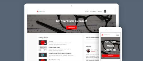 Get Your Music Licensing - music licensing course