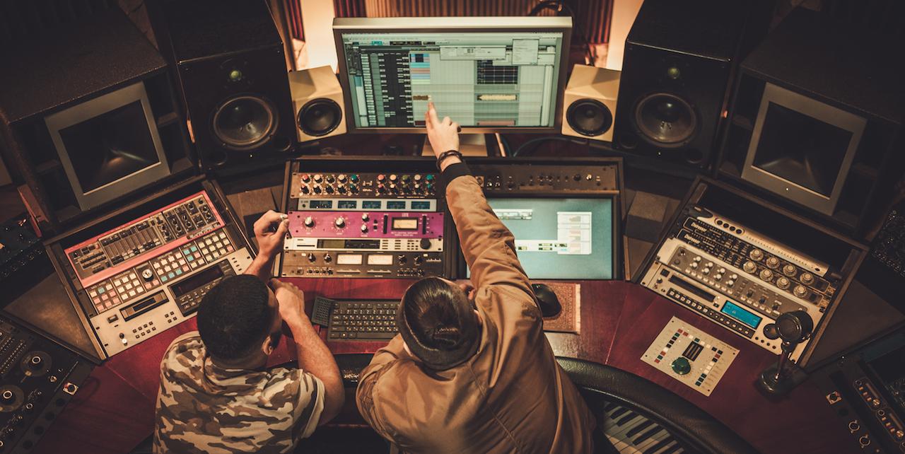 lucrative home studio