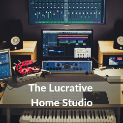 lucrative home studio