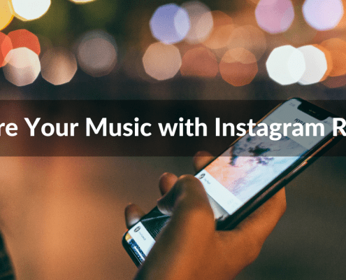 How to use Instagram Reels to share your music