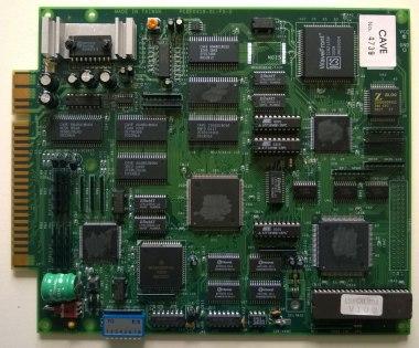 Game PCB