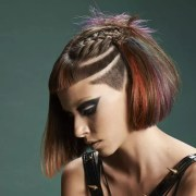 cool shaved hairstyles women
