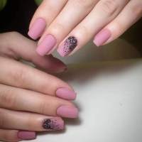 55 Trending Ideas on Matte Nails - Favorable Designs for You