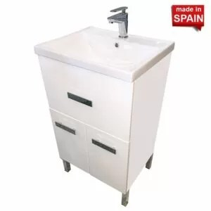 20in BOX European Modern Bathroom Vanity Socimobel Gloss White