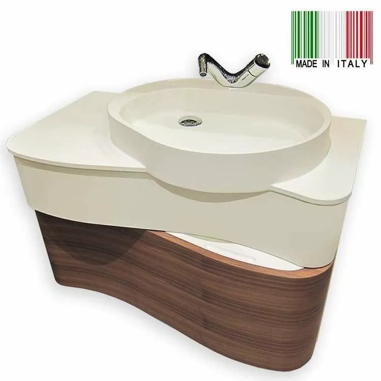 36 Inch Bathroom vanity wall mounted cabinet ONDA GBGroup