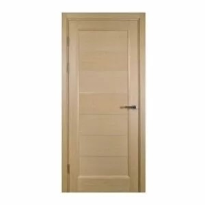 """Lagoon"" White Oak Interior Door"