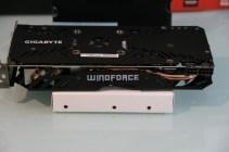 Gigabyte R9 390 Winforce Side