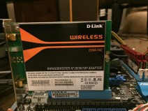 Wireless PCI Card D-Link Adapter