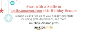 Amazon Smile Shopping