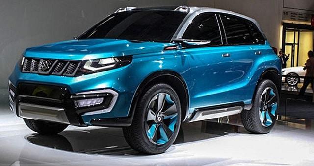 2019 Suzuki Grand Vitara Rumors, Changes, Redesign  2018