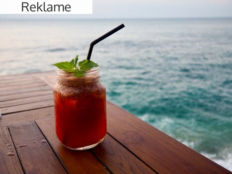 Sådan kan dine gæsters drikkevarer holdes kolde i sommervarmen