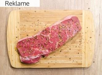 Lokalt slagtehus sørger for lækkert kød