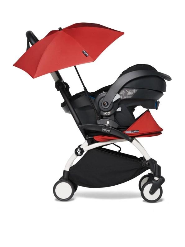 Babyzen YOYO parasol red