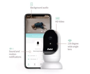Owlet - Camera Video Monitor